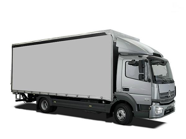 Mercedes 36м3 (6 метров)